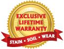 Lifetime Warranty