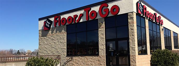 Tieben Floors Storefront